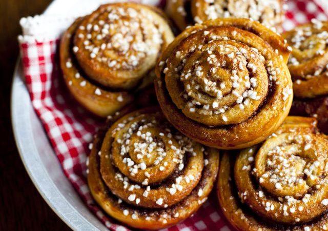 Berbagai Kue Dan Pastri Swedia Yang Harus Anda Tahu