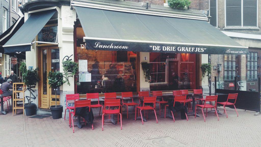 Berbagai Toko-Toko Kue Terfavorit di Amsterdam