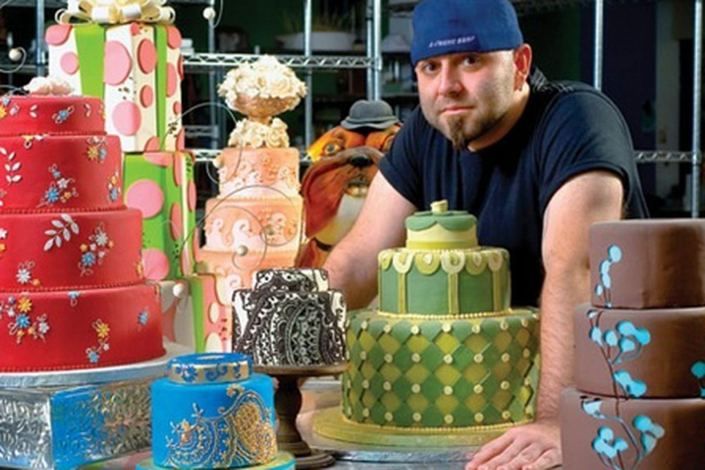 Para Dekorator Kue Paling Menarik di Dunia Saat Ini