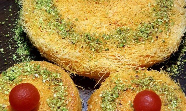 Kue Dan Makanan Penutup Arab Terlezat Untuk Dicoba