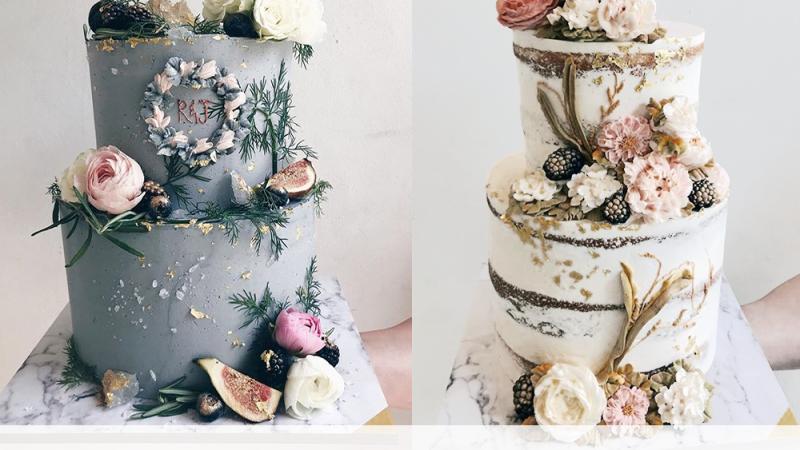 Para Pembuat Kue Pernikahan Terbaik di Dunia Saat Ini